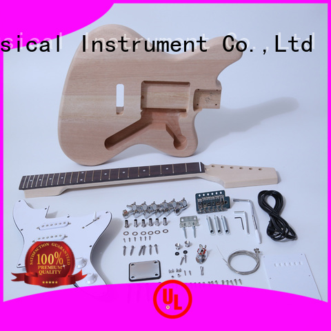 XuQiu unfinished high quality guitar kits for sale for performance