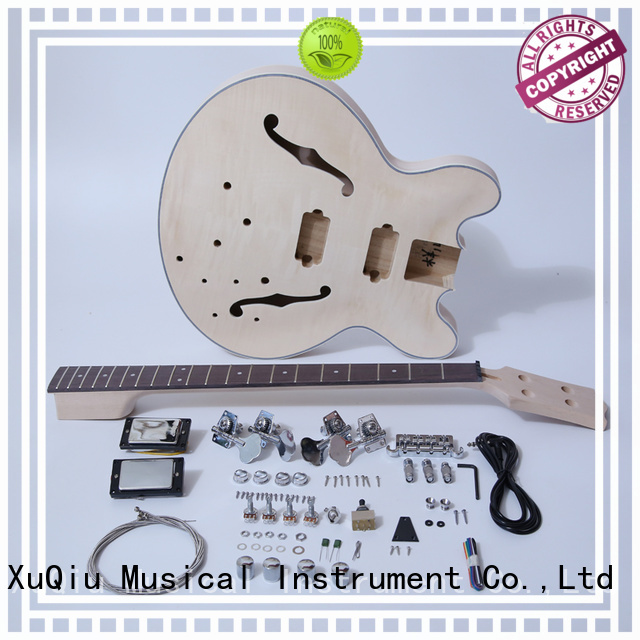 electric diy bass guitar kit manufacturer for competition