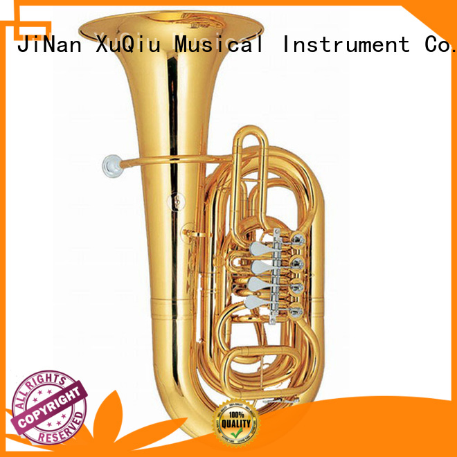 XuQiu f tuba band instrument for kids