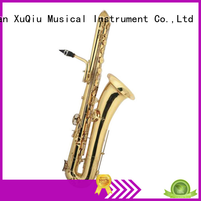 XuQiu china bass saxophone for sale price for concert
