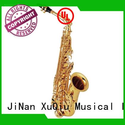 XuQiu professional selmer alto saxophone brands for student