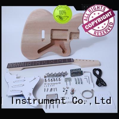 custom double neck guitar kit for sale for kids