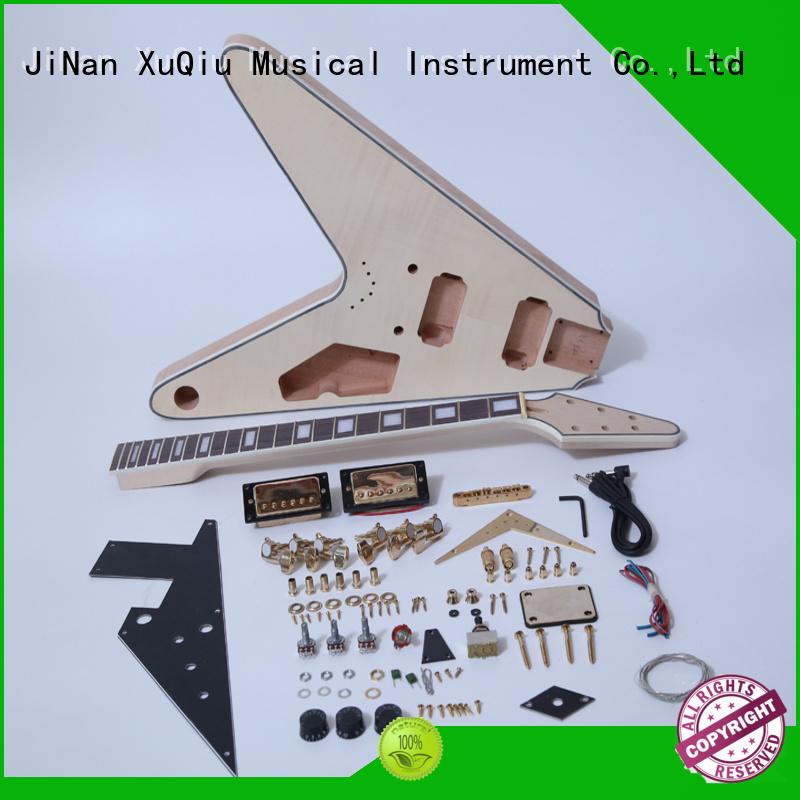 XuQiu diy les paul guitar kit manufacturer for performance