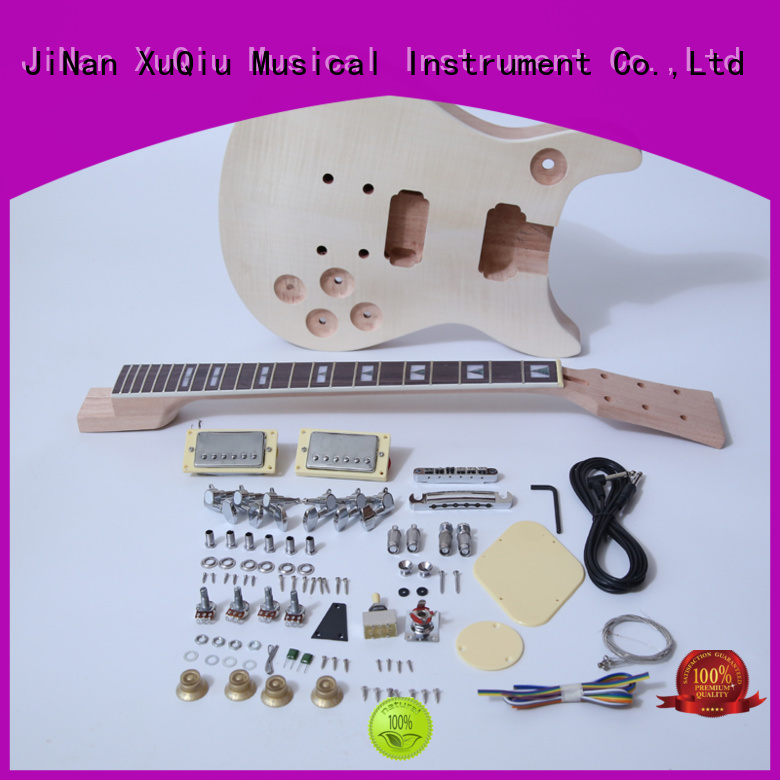 quality semi hollow body guitar kit supplier for performance