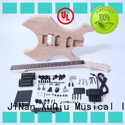 XuQiu rickenbacker guitar kit manufacturer for kids