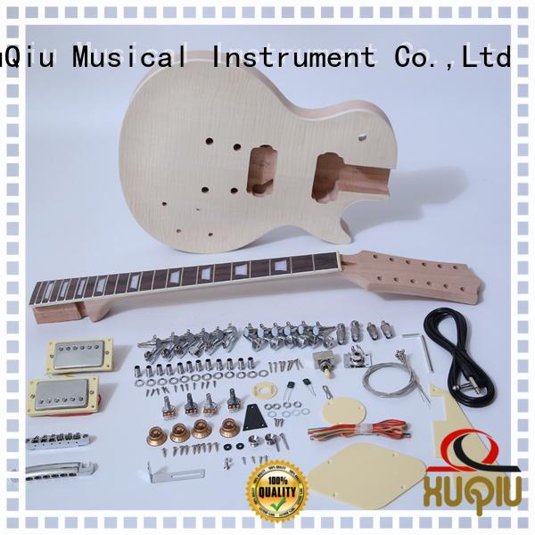 high end les paul guitar kit body supplier for concert