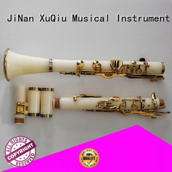 XuQiu metal clarinet manufacturer for competition
