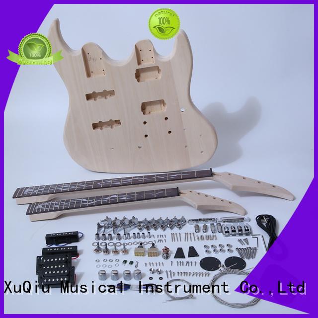 XuQiu telecaster guitar kits manufacturer for kids