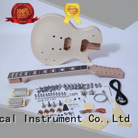 XuQiu diy electric guitar kit for sale for beginner