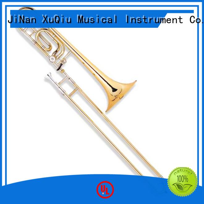 XuQiu slide trombone solo for concert