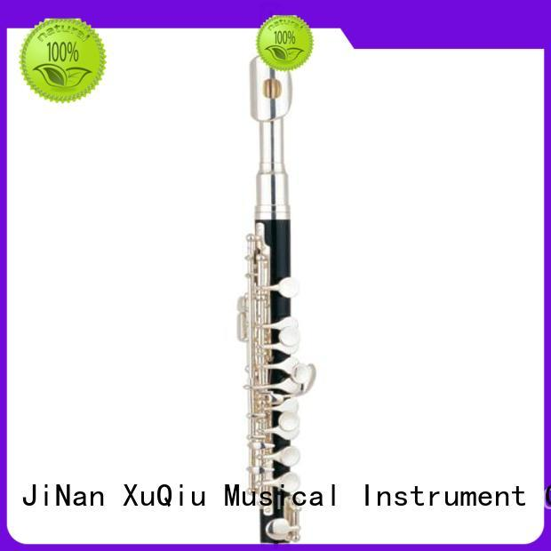 XuQiu professional piccolo music instrument manufacturers for beginner