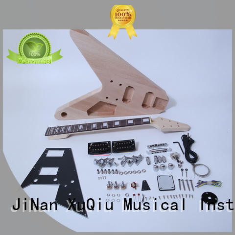 XuQiu build your own guitar kit for sale for beginner