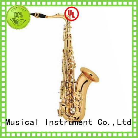 Wholesale intermediate tenor saxophone standard design for beginner