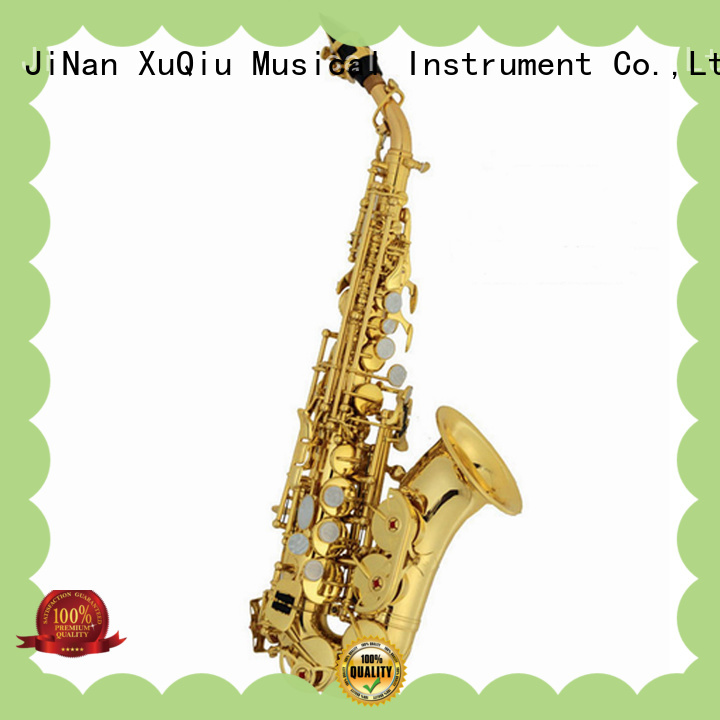 professional curved soprano saxophone for sale makers for student