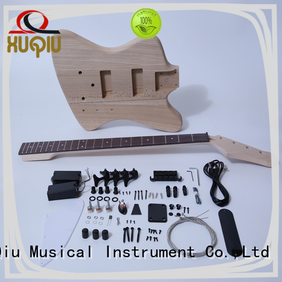 XuQiu jazz bass kit manufacturer for competition