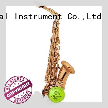 XuQiu silver alto saxophone manufacturer for student