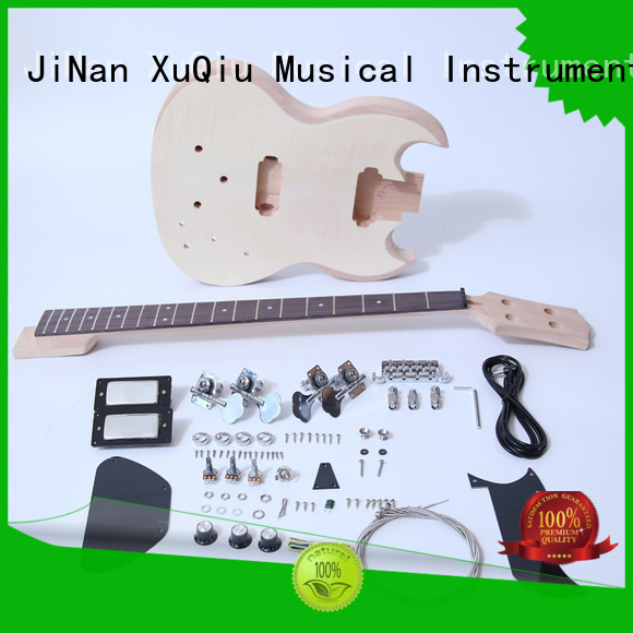 XuQiu 5 string bass kit woodwind instruments for competition