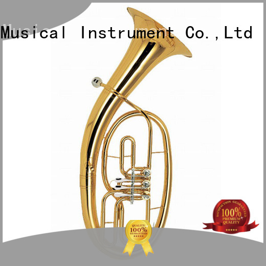 best marching baritone manufacturers for competition