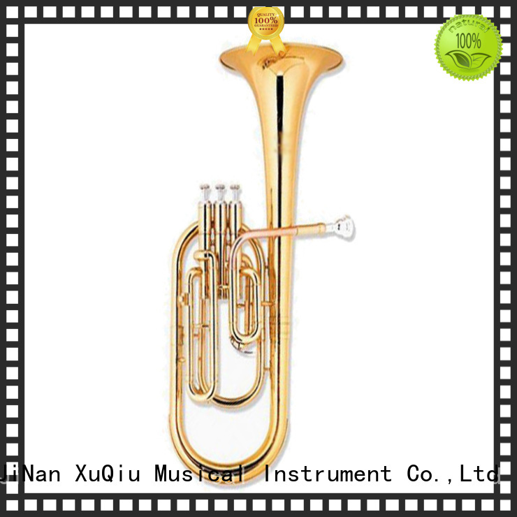 XuQiu professional e flat alto horn price for band