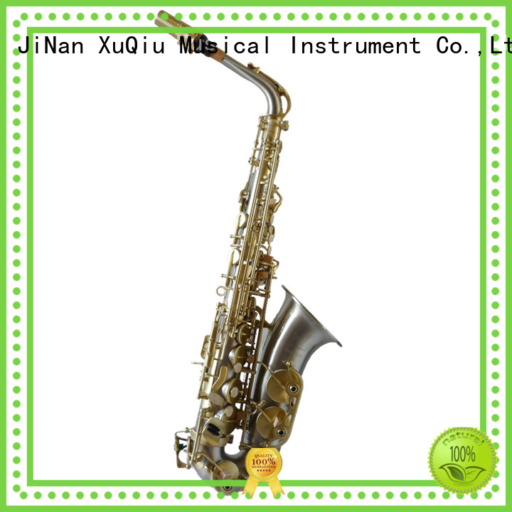 XuQiu best best professional alto saxophone for sale for concert
