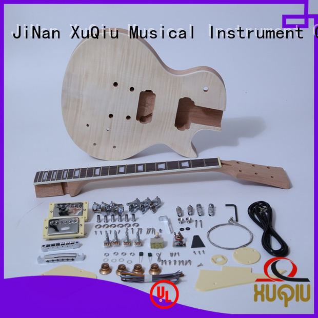 XuQiu telecaster guitar kits for sale for performance