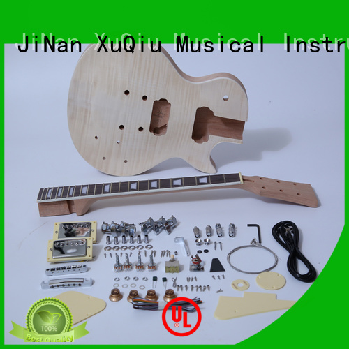 XuQiu diy diy guitar kits manufacturers for sale for beginner