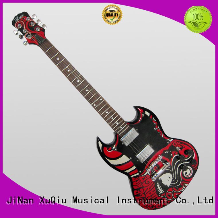 XuQiu junior custom electric guitars price for beginner