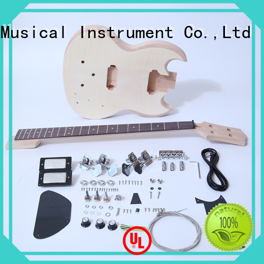 XuQiu diy acoustic bass kit for sale for concert