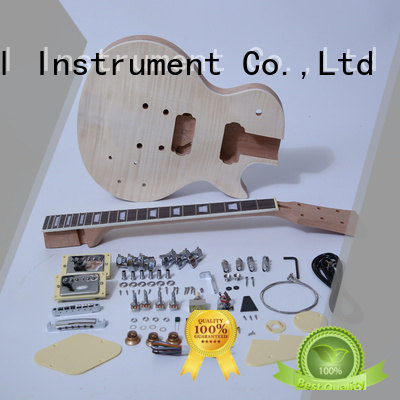 XuQiu arch solo guitar kits for sale for kids