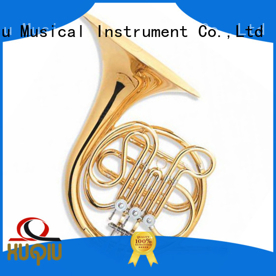 XuQiu custom single french horn makers for student