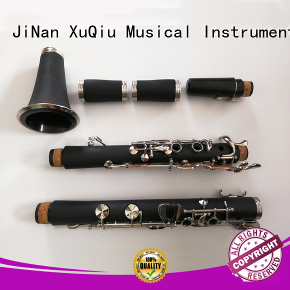 XuQiu color types of clarinets woodwind instruments for competition