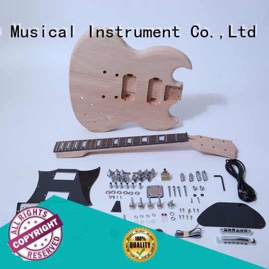 XuQiu high end 12 string acoustic guitar kit for sale for concert