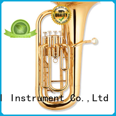 XuQiu best brass instruments euphonium price for band