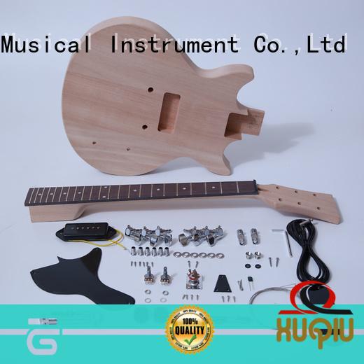 quality 12 string electric guitar kit manufacturer for beginner