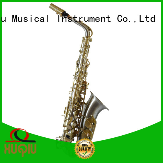 XuQiu professional selmer alto saxophone for sale supplier for concert