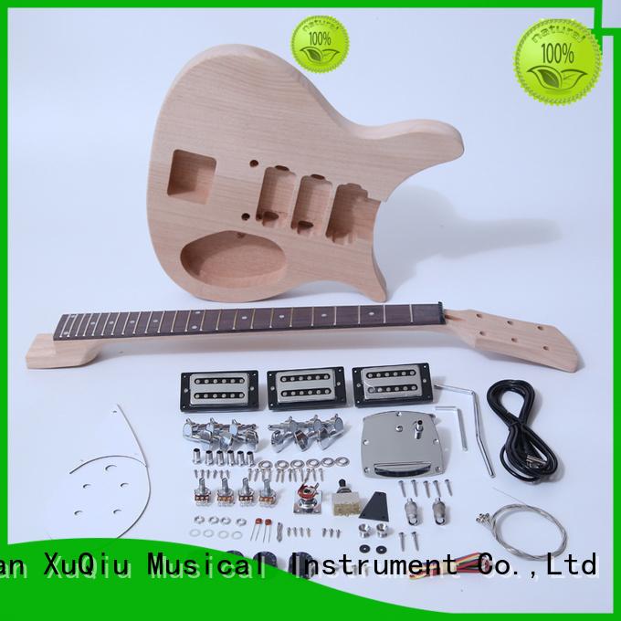 XuQiu rickenbacker guitar kit supplier for kids