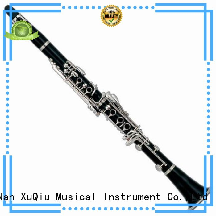 XuQiu wooden e flat clarinet manufacturer for concert
