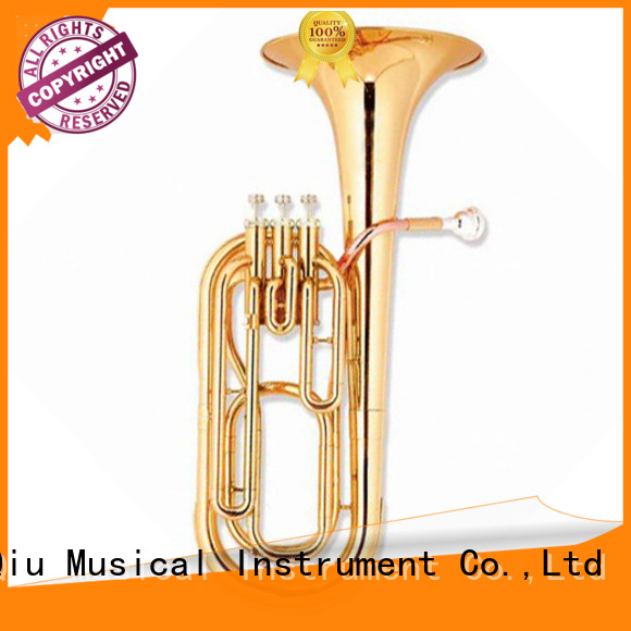 Wholesale baritone brass xbt002 manufacturers for concert
