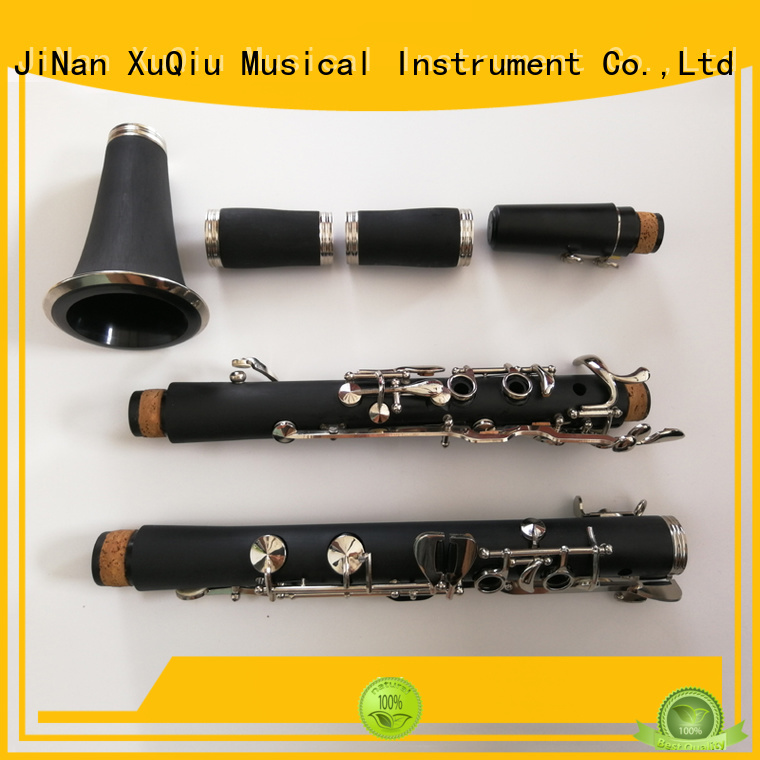 XuQiu metal colored clarinets for sale for concert