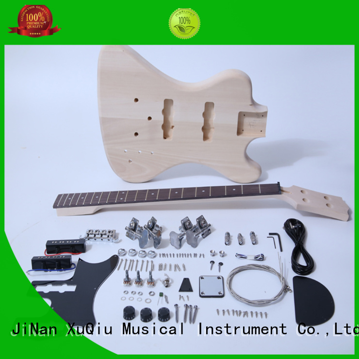 XuQiu custom diy p bass kit for sale for student