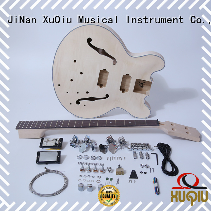 Wholesale beginner bass guitar kits snbk011 manufacturer for beginner