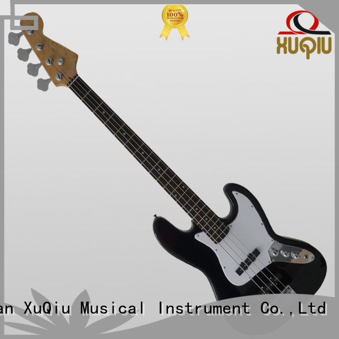 XuQiu custom bass guitars brand for band