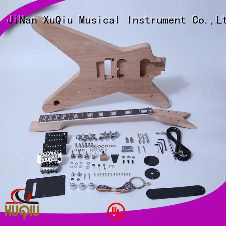 XuQiu best diy guitar kits manufacturer for performance