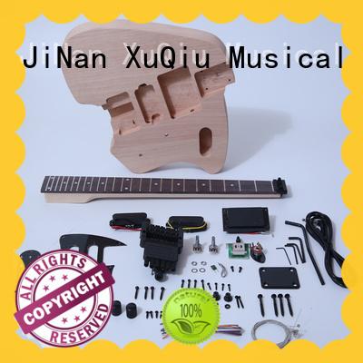 XuQiu beginner guitar kit manufacturer for performance