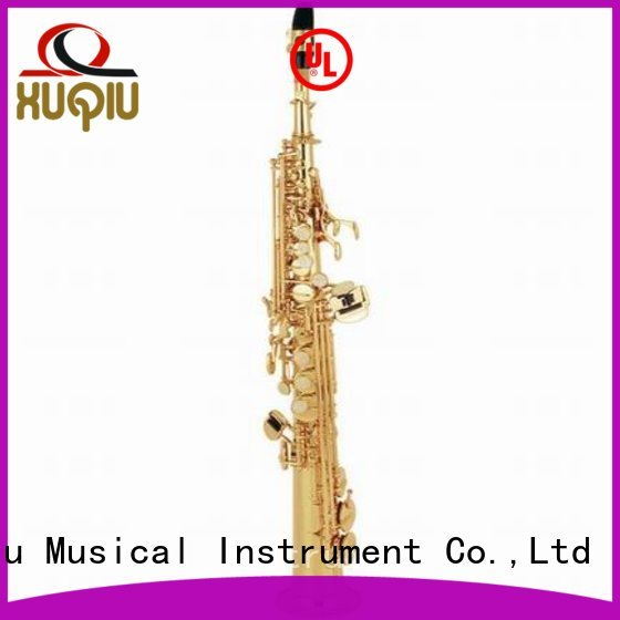XuQiu buy professional soprano saxophone manufacturer for kids
