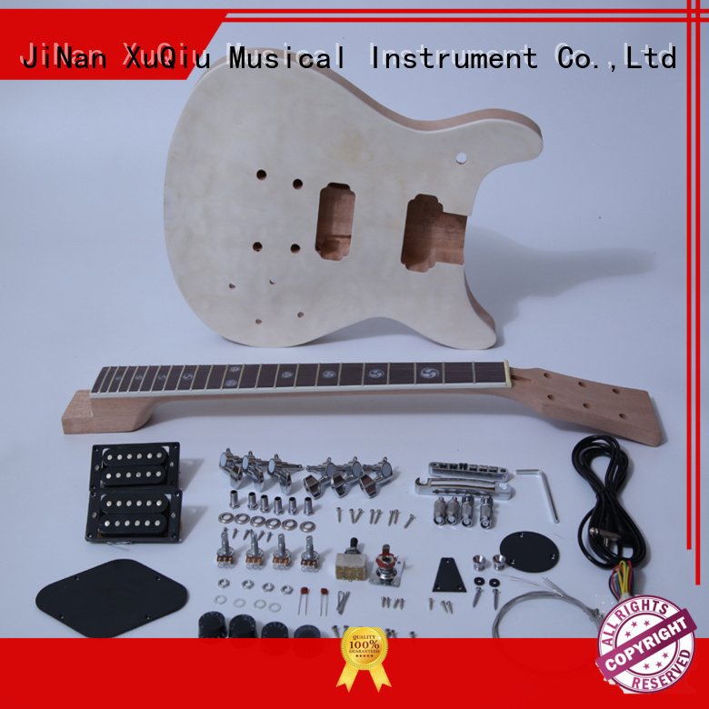 XuQiu high end acoustic guitar kits for sale manufacturer for concert