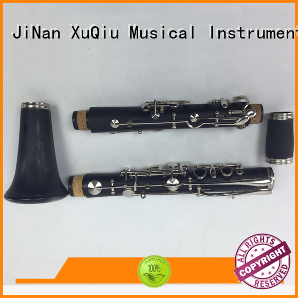 Wholesale best student clarinet ebony woodwind instruments for concert