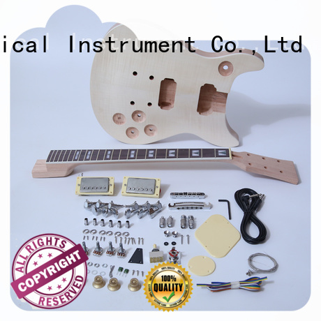 best high quality guitar kits manufacturer for performance