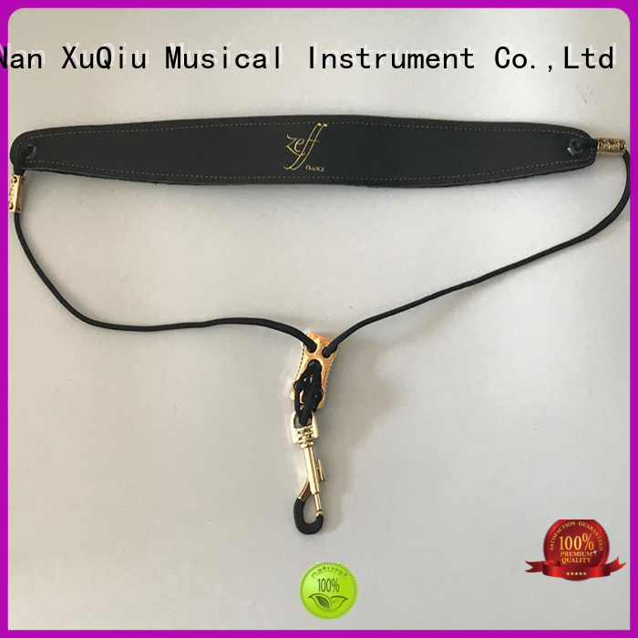 XuQiu best saxophone strap manufacturers for concert