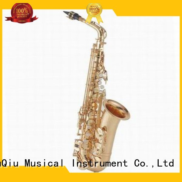 XuQiu custom intermediate alto saxophone for sale for concert